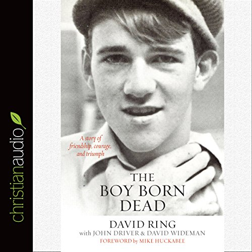 The Boy Born Dead audiobook cover art