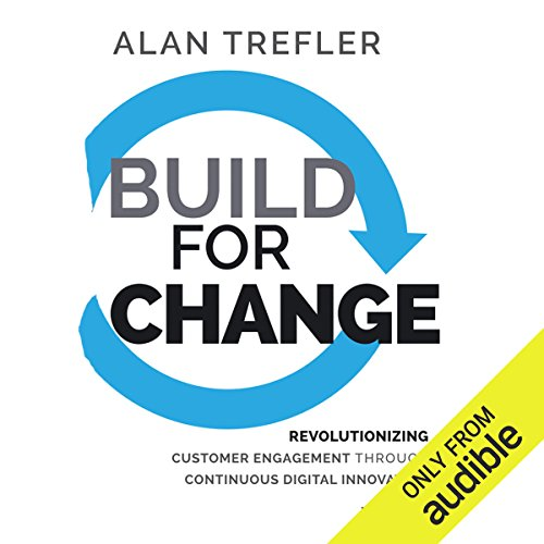 Build for Change audiobook cover art