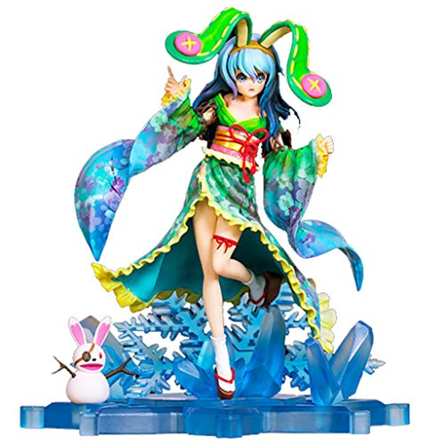 24cm Figurine Anime Figure Date A LIVE Yoshino PVC Abbildung Modell Spielzeug Anime Character Doll Souvenir Collection Desktop Decoration