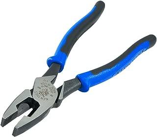 9-Inch Journeyman Wire Pulling Pliers Heavy Duty Side Cutting Klein Tools J2000-9NETP
