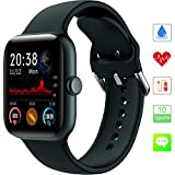 Smartwatch, KUNGIX Orologio Fitness Tracker collegato con GPS, IP68 Activity Tracker Impermeabile...