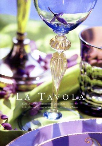 La Tavola - Tafeln an wunderschön gedeckten Tischen