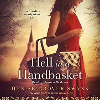 Hell in a Handbasket audiobook cover art