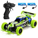 JJRC Remote Control Car, Rc Cars for Boys, 2.4 GHZ High Speed Racing Car with 2 Rechargeable Batteries, Rock Off-Road...