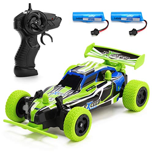 JJRC Remote Control Car, Rc Cars for Boys, 2.4 GHZ High Speed Racing Cars with 2 Rechargeable...