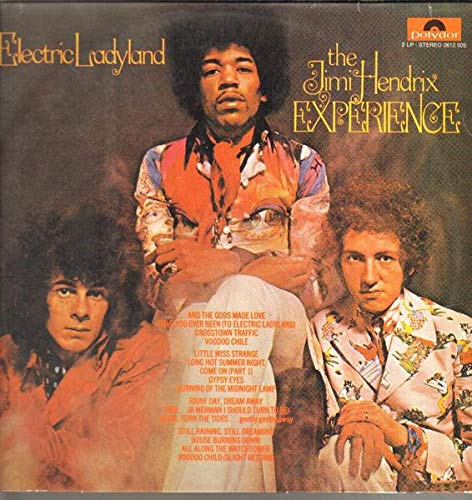 Electric ladyland The Jimi Hendrix experience