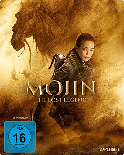 Mojin - The Lost Legend (limitierte Edition mit O-Card, Cover B) [Blu-ray] [Limited Edition]
