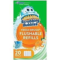 20-Count Scrubbing Bubbles Fresh Brush Flushables Refill
