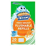 Scrubbing Bubbles Fresh Brush Flushables...