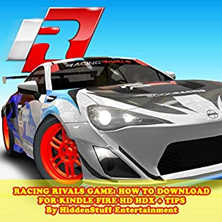 Racing Rivals Game audiobook cover art