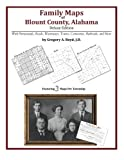 Family Maps of Blount County, Alabama, Deluxe Edition