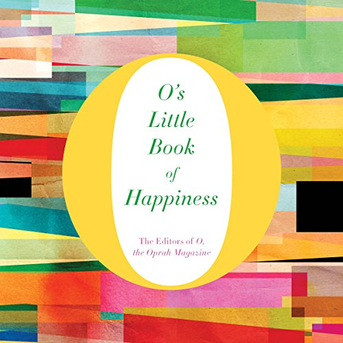 Couverture de O's Little Book of Happiness