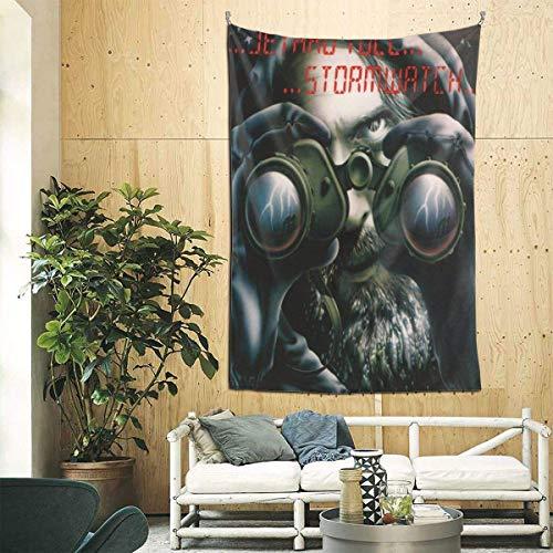 NA Jethro Tull Stormwatch Band Tapisserie Wandbehang Bunte Tapisserie Wand Wohnkultur Schlafzimmer Wohnzimmer College Wohnheim Dekoration.