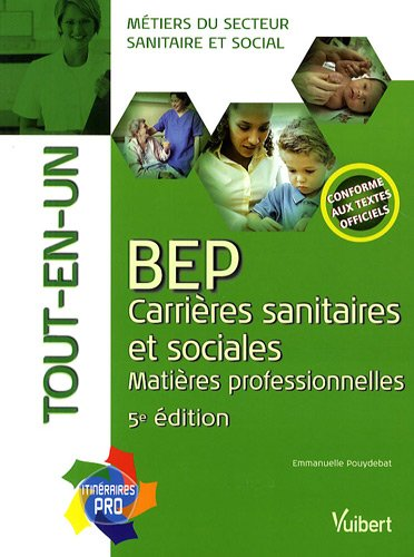 Bep Carrieres Sanitaires Et Sociales Matieres Professionnelles