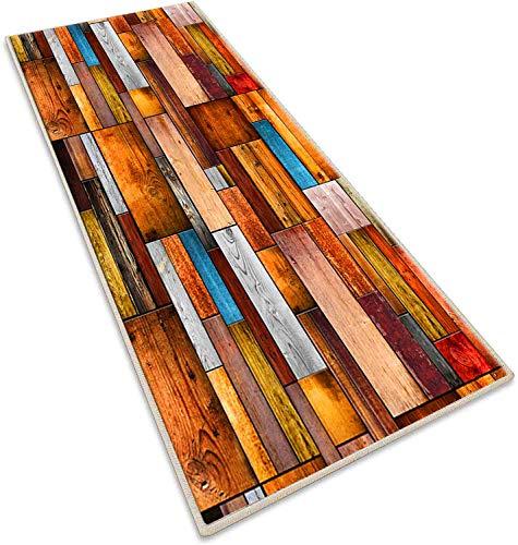 AIYOUVM Teppich Läufer Nach Maß 70x600cm Allergikergeeignet in Farbe Modern Teppich für Wohnzimmer Schlafzimmer