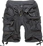 Brandit Savage Vintage Gladiator Short Schwarz 4XL