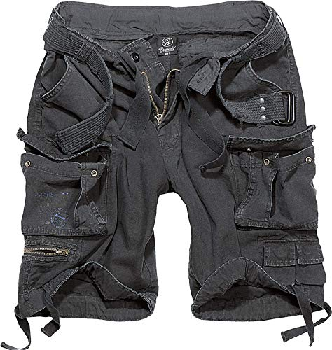 Brandit Savage Vintage Shorts schwarz L