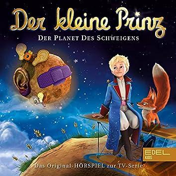 Folge 7: Der Planet des Schweigens (Das Original-Hörspiel zur TV-Serie)