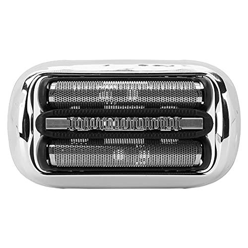 Tête de rechange pour rasoir électrique Tête de coupe de feuille de rasoir professionnelle Pièces de rasoir électrique pour hommes adaptées à Braun Series 7 70-N1300S (73S)