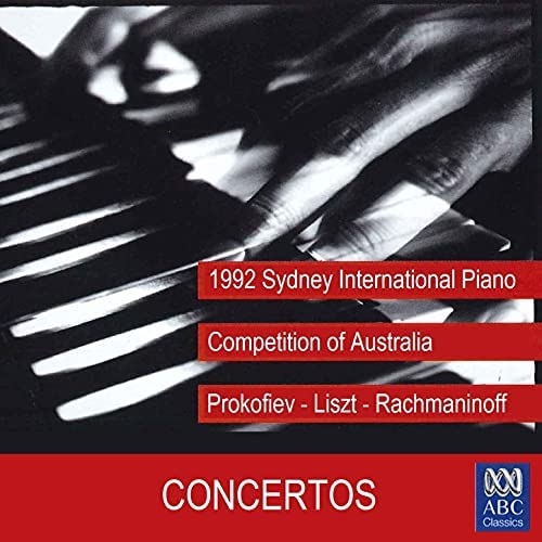 Sydney Symphony Orchestra & Edvard Tchivzhel