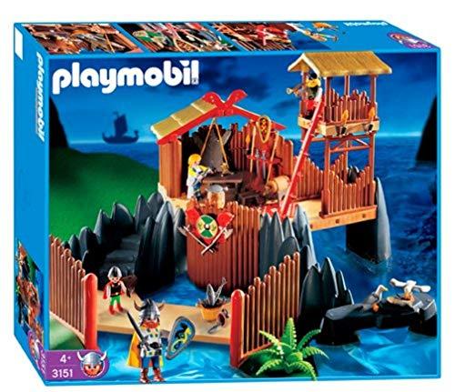 Playmobil 3151 - Fuerte vikingo
