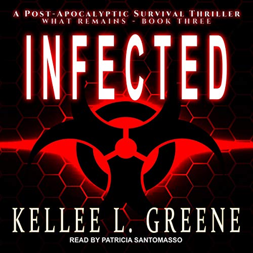 Infected: A Post-Apocalyptic Survival Thriller cover art