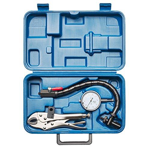 petit un compact KRAFT PLUS® K.211-2210 DTI Distorsion du disque de frein 0-10 mm / Outil pour tester le désalignement…