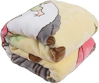 studio ghibli baby blanket
