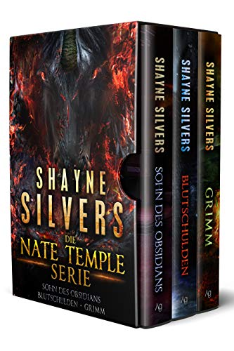 Die Nate Temple-Serie: Buch 1-3 (Die Nate Temple-Serie Box-Set 1)