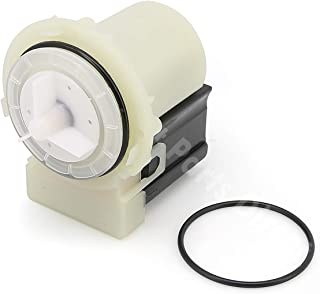280187 Washer Drain Pump Kit Replacement for Whirlpool Kenmore KitchenAid washers - Replaces 8181684 8182819 8182821 AP3953640