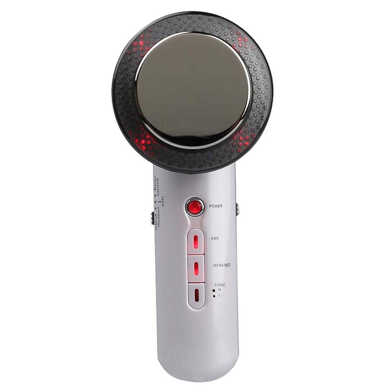 ボタン北三角形脂肪除去機、超音波キャビテーションボディ痩身装置、脂肪燃焼美容機、スキンケア(超音波振動+ EMS +赤外線)