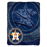 MLB Houston Astros 'Retro' Raschel Throw Blanket, 50' x 60'