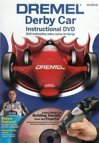 DREMEL Derby Car Instructional DVD