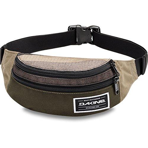 Dakine Classic Hip Pack, sac banane avec 2 compartiments zippés, poche pour lunettes de soleil - sac Fanny taille unique, accessoire, unisex