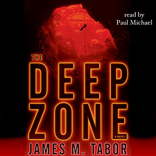 The Deep Zone audiobook cover art