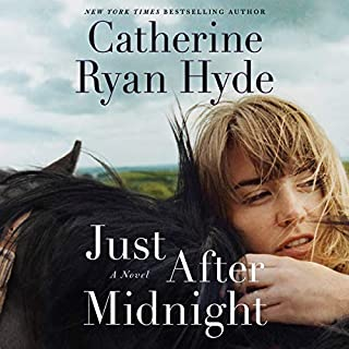 Just After Midnight                   By:                                                                                                                                 Catherine Ryan Hyde                               Narrated by:                                                                                                                                 Kate Rudd                      Length: 9 hrs and 57 mins     1 rating     Overall 3.0