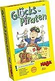 HABA 4320 Glückspiraten - Juego Infantil sobre Piratas (en alemán)