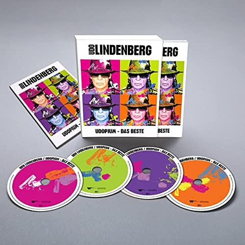UDOPIUM - Das Beste (Standard Edition 4 CD)