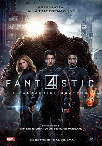 fantastic 4 - i fantastici 4 (silm edition)