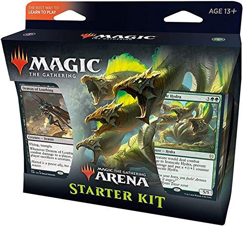 Magic: The Gathering - Kit de iniciación Arena, Magic