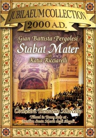 Pergolesi - Stabat Mater / Ricciarelli, Benedetto Marcello Orchestra (Jubilaeum Collection) [Import USA Zone 1]