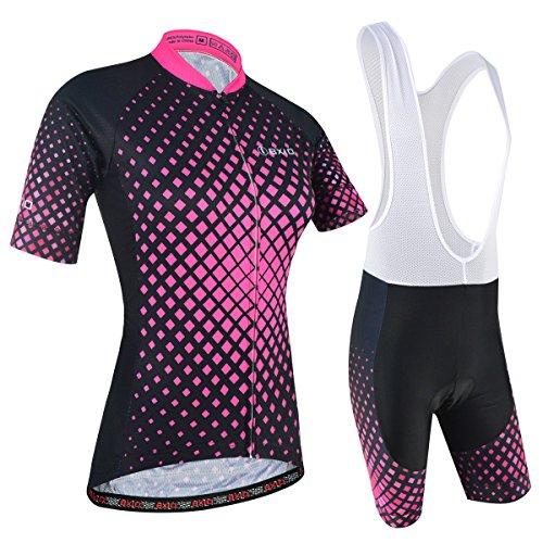 BXIO Rosa Grandes Hombres Ropa de Ciclo Jerseys