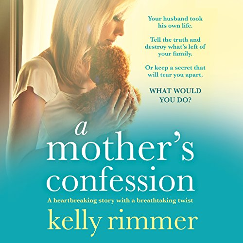 A Mother's Confession audiobook cover art