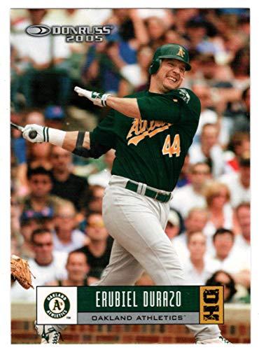 Erubiel Durazo (Baseball Card) 2005 Donruss # 285 NM/MT