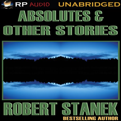 Absolutes & Other Stories audiobook cover art