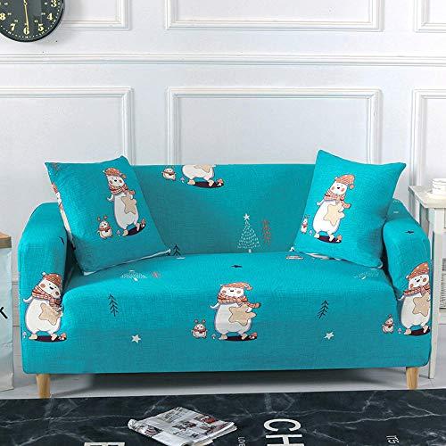 Elastische Schutzbezug,Couch Schutz,Couch Decken,1/2/3/4 Sitzer Sofa Saver,Sofabezug Couch Schonbezug Super Soft Stoff Couchbezüge für Kinder,Möbelschutz-G_1 Sitzer/Stuhl