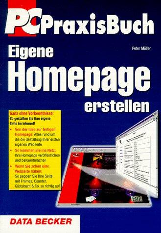 Eigene Homepage erstellen, m. CD-ROM