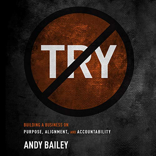 No Try Only Do audiobook cover art