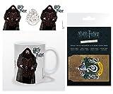 HARRY POTTER 1art1, Rubeus Hagrid Tazza da caffè Mug (9x8 cm) E 1, Porta Carte di Credito (10x7 cm)