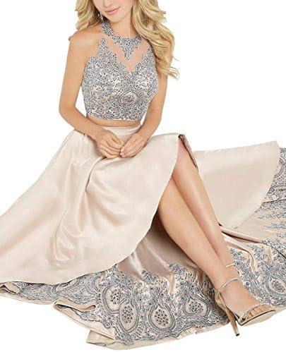 2 piece bridesmaid dress _image0